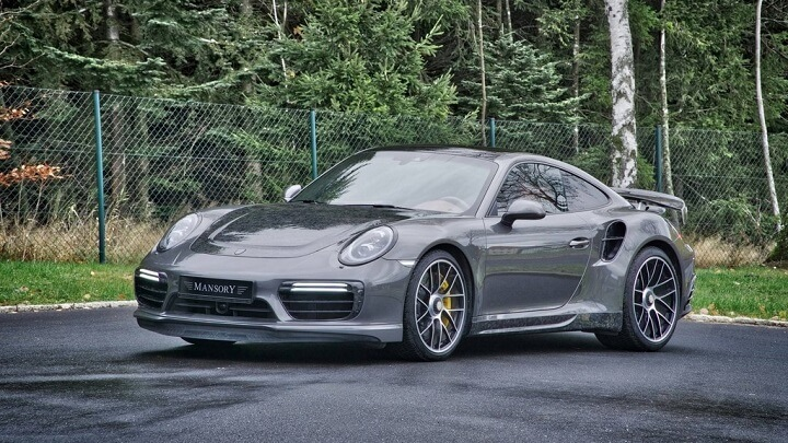 Porsche-911-Turbo-S-Mansory