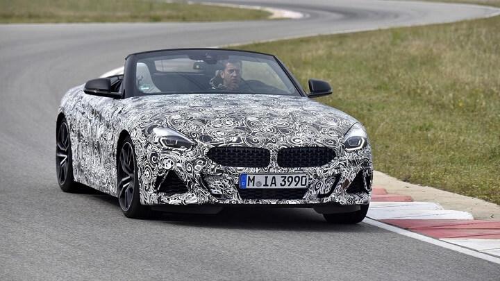 BMW-Z4-2019-con-camuflaje