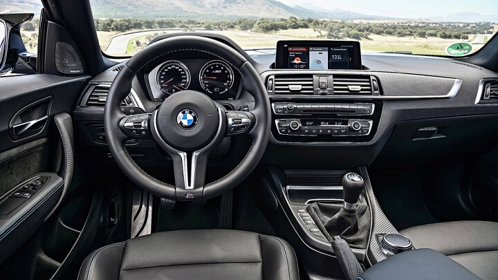BMW-M2-Competition-interior