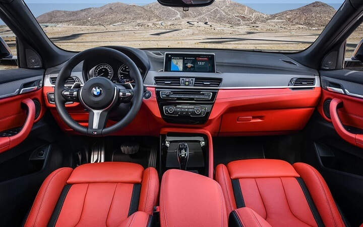 BMW-X2-M35i-habitaculo