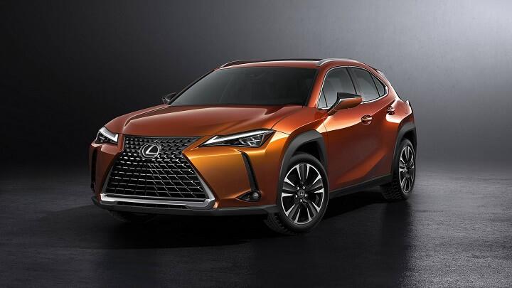 Lexus-UX-frontal-tres-cuartos