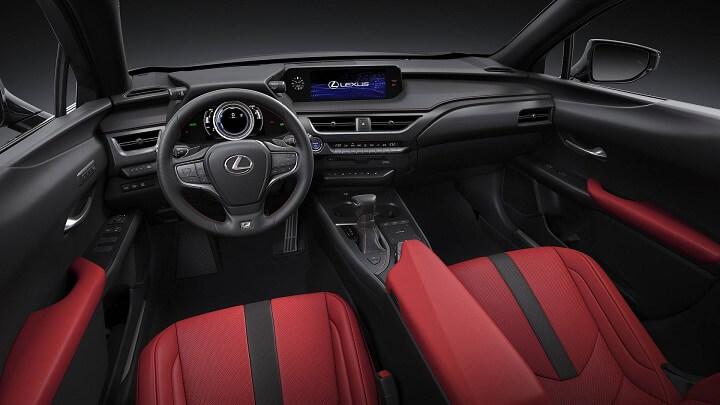 Lexus-UX-interior